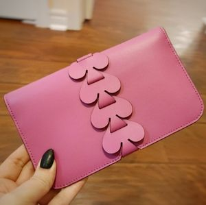 New Kate Spade Nadine Woven Clutch / Wallet